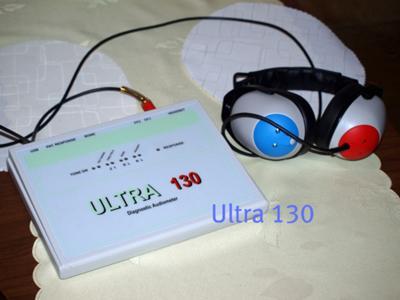 Audiometr do badania sluchu