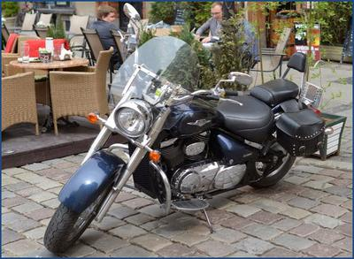 Motocykl na prawo jazdy kategorii A
