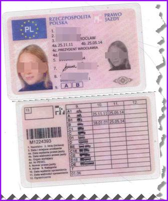 Prawo jazdy kategorii A i B