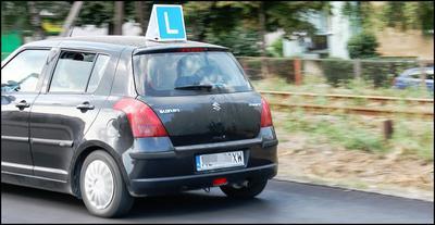 Idiotka za kierownicą