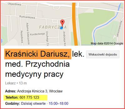 Badanie lekarskie do przewożenia ADR we Wrocławiu