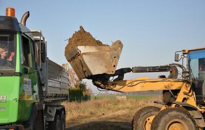 Przebieg szkolenia na ciężki sprzęt budowlany