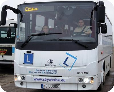 Kwalifikacja wstępna na przewóz osób Kraków
