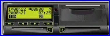 Symulator tachografu cyfrowego