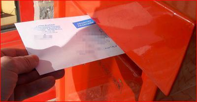 Nieodbieranie listów poleconych z wydziału komunikacji