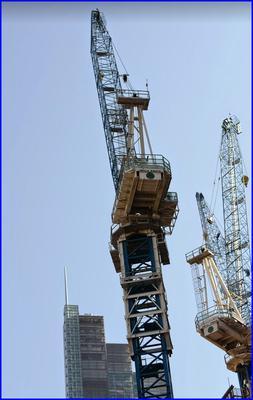 Badania wzroku dla operatorów żurawi wieżowych