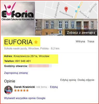 Szkoła motocyklowa we Wrocławiu