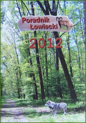 Poradnik łowiecki 2012 Piotra Gawina