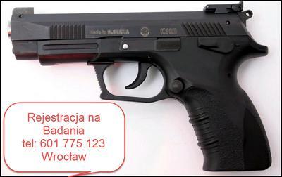 Badania na broń Tel: 601 775 123