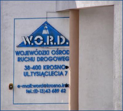 Kontakt z WORD w Krośnie
