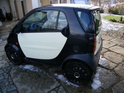 Mercedes Smart do kupienia na Allegro