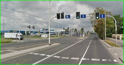 Ulica Krakowska w Strefie Egzaminacyjnej Wrocław