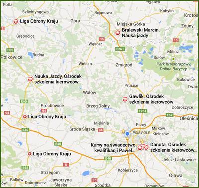 Kursy na świadectwo kwalifikacji w Legnicy i okolicach.