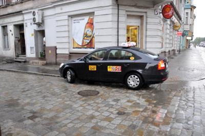 Taxi Serc Wrocław Rytownicza /Średzka