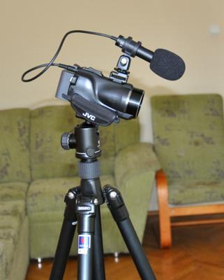 Mikrofon MZ-V-8U JVC