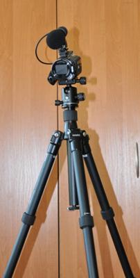 Mikrofon MZ-V-8U JVC na Kamerze