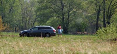 Moja Avensis po Wczasach z Prawem Jazdy