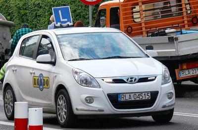 Nauka jazdy na samochodzie kat B Hyundai