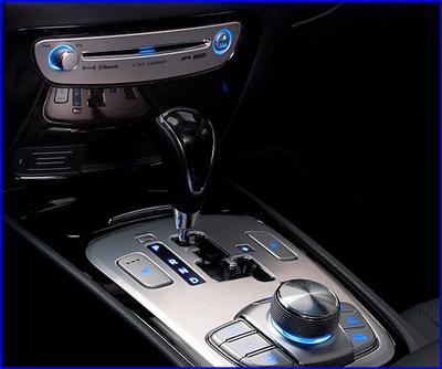 Automatyczna skrzynia biegów w samochodzie